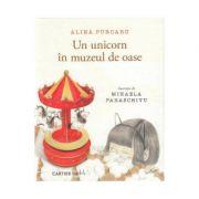Un unicorn in muzeul de oase - Alina Purcaru