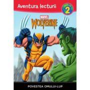 Wolverine. Povestea Omului-Lup - Marvel