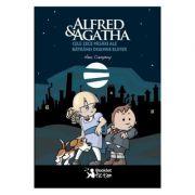 Alfred si Agatha. Cele zece pasari ale batranei doamne Elster - Ana Campoy