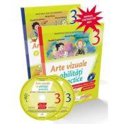Arte vizuale si abilitati practice. Manual pentru clasa III - Mirela Flonta, Claudia Stupineanu, Simona Dobrescu