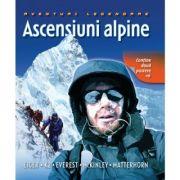 Ascensiuni alpine. Contine doua postere