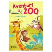 Aventuri la Zoo - Frauke Nahrgang, Stefanie Reich