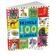 Bebe invata. Primele 100 de animale
