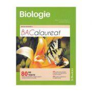 Biologie vegetala si animala. 80 de teste de bacalaureat. Clasele 9-10 - Niculina Badiu - Ed. Booklet