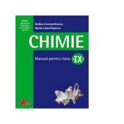 Chimie. Manual pentru clasa a IX-a - Rodica Constantinescu