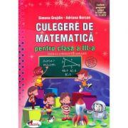 Culegerea de matematica pentru clasa a III-a - Simona Grujdin (editia a II-a)