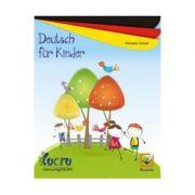 Deutsch Fur Kinder Caiet Clasa Pregatitoare - Manuela Tomuta