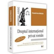 Dreptul international privat roman (Claudiu-Paul Buglea)