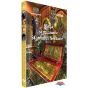 DVD Viata si minunile Sfantului Nectarie