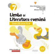Exercitii practice de limba si literatura romana. Caiet de lucru. Clasa a VII-a - Geanina Cotoi