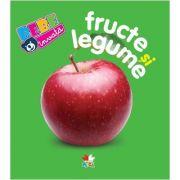 Fructe si legume. Bebe invata. Editia a IV-a