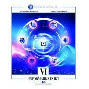Informatica si TIC traducere in limba maghiara. Manual pentru clasa VI - Coriteac Melinda Emilia, Baican Diana Carmen