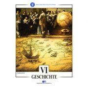 Istorie traducere in limba germana. Manual pentru clasa VI - Magda Stan