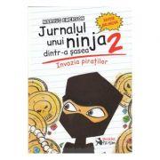 Jurnalul unui ninja dintr-a sasea Vol. 2: Invazia piratilor - Marcus Emerson