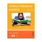 Limba romana - Clasa 6 - Caiet pe unitati de invatare - Mariana Cheroiu, Nicoleta Kuttesch