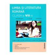 Limba romana - Clasa 7 - Caiet de lucru structurat pe domenii - Ramona Raducanu, Larisa Kozak, Codruta Braun