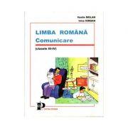 Limba romana. Comunicare (clasele III-IV) - Vasile Molan