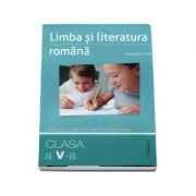 Limba si literatura romana. Clasa a V-a, caiet de lucru pe unitati de invatare - Margareta Onofrei