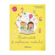 Matematica si explorarea mediului, caiet pentru cls. 1 - Cristina Iordache, Maria Ionescu