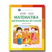 Matematica si explorarea mediului traducere in limba germana - Constanta Balan, Corina Andrei, Cristina Voinea, Nicoleta Stan