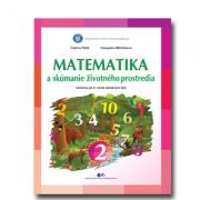 Matematica si explorarea mediului traducere in limba slovaca, clasa 2 - Pitila Tudora, Mihailescu Cleopatra Daniela