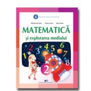 Matematica si explorarea mediului. Manual pentru clasa II - Chiran Rodica, Mihaela Ada Radu, Piriiala Olga