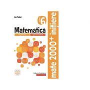 Matematica. Algebra, geometrie. Caiet de lucru. Clasa a VI-a. Initiere. Partea I, (anul scolar 2019-2020) - Ion Tudor