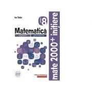 Matematica. Algebra, geometrie. Caiet de lucru. Clasa a VIII-a. Initiere. Partea I, (anul scolar 2019-2020) - Ion Tudor