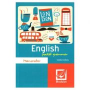 Memorator English Pocket Grammar (editia a II-a) - Cecilia Croitoru