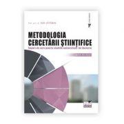 Metodologia cercetarii stiintifice. Suport de curs pentru studiile universitare de doctorat - Vataman Dan