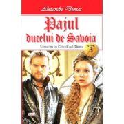 Pajul ducelui de Savoia 3-3 - Alexandre Dumas