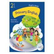 Primary english clasa 2 - Elena Sticlea, Cristina Mircea