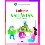 Religie - Cultul Unitarian. Manual pentru clasa II - Bartha Marta