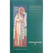 Studia Basiliana. Inchinare la 1630 de ani, volumul 2 - Prof. Dr. Emilian Popescu, Alexandru Marinescu
