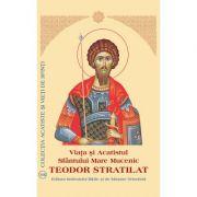 Viata si Acatistul Sfantului Mare Mucenic Teodor Stratilat