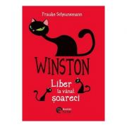 Winston, liber la vanat de soareci volumul VI - Frauke Scheunemann