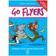 Go Flyers. Cambridge Young Learners English Tests. Students Book - H. Q. Mitchell