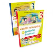 Arte vizuale si abilitati practice. Manual pentru clasa a III-a. Varianta in limba maghiara - Mirela Flonta, Claudia Stupineanu, Simona Dobrescu