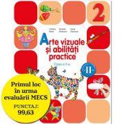 Arte vizuale si abilitati practice. Manual pentru clasa a II-a, semestrul II - Cristina Rizea