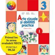Arte vizuale si abilitati practice. Manual pentru clasa a III-a, semestrul I - Cristina Rizea