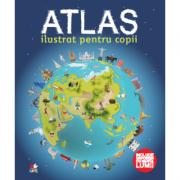 Atlas ilustrat pentru copii - Andrew Brooks