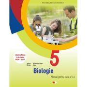 Biologie. Manual. Clasa a V-a - Jeanina Cirstoiu, Alexandrina-Dana Grasu