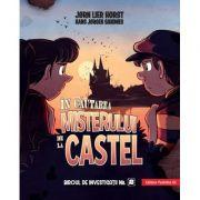 Biroul de investigatii nr. 2. In cautarea misterului de la castel - Horst Jorn Lier, Sandnes Hans Jorgen