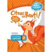 Citesc cu Ronti - caiet de lectura si aplicatii pentru clasa a II-a - Corina Taranu