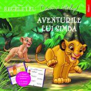 Citesc si inteleg! Aventurile lui Simba. Clasa I - Disney. Regele leu
