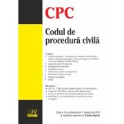 Codul de procedura civila - Evelina Oprina