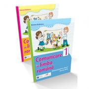 Comunicare in limba romana. Manual pentru clasa I (partea I si partea a II-a) fara CD. Abecedarul povestilor - Simona Dobrescu