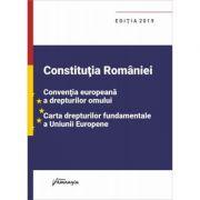 Constitutia Romaniei, Conventia europeana a drepturilor omului, Carta drepturilor fundamentale a Uniunii Europene