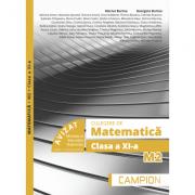 Culegere de matematica M2. Clasa a XI-a ( Marius Burtea )