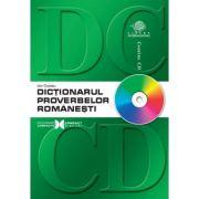 Dictionarul proverbelor romanesti, contine CD - Ion Cuceu